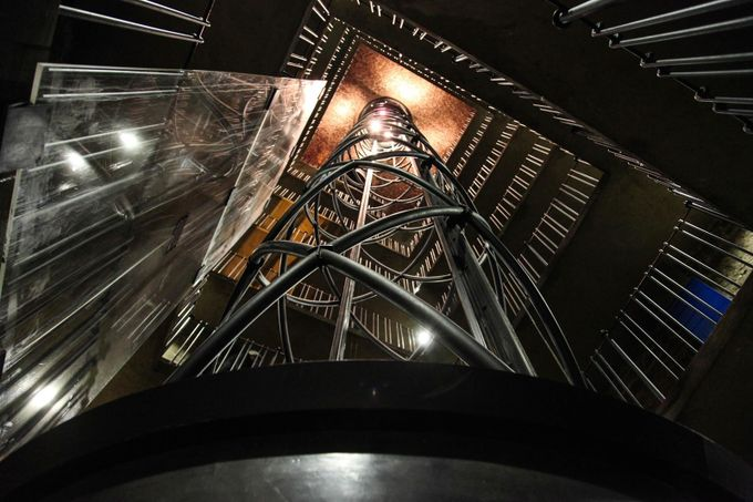 Elevator going up? by TessaR0ses - High Ceilings Photo Contest