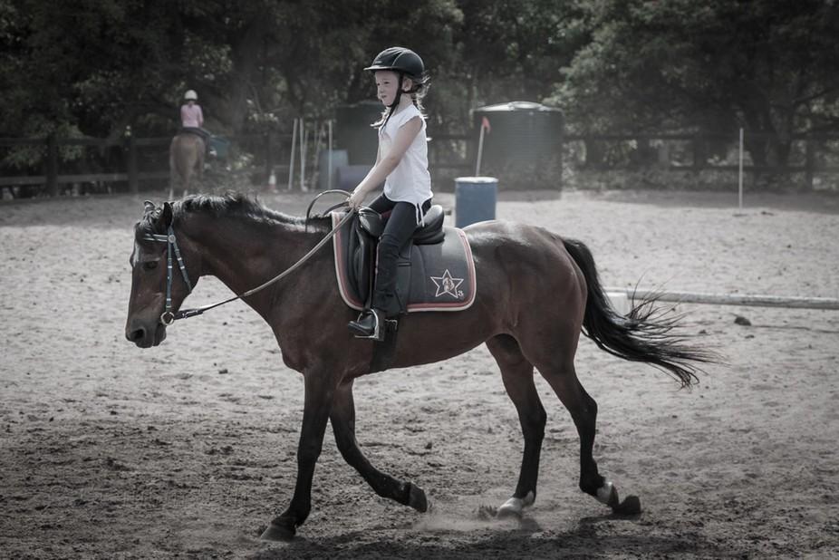 Kenz Horse Riding
