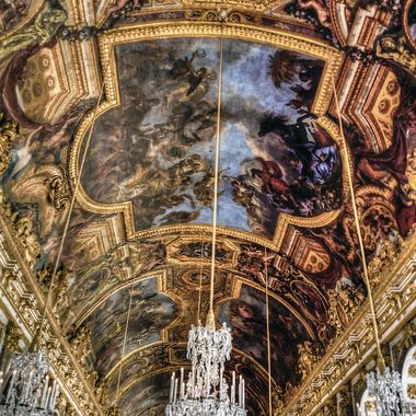 "Chateau De  Versailles (3) - The ""France"" Collection"