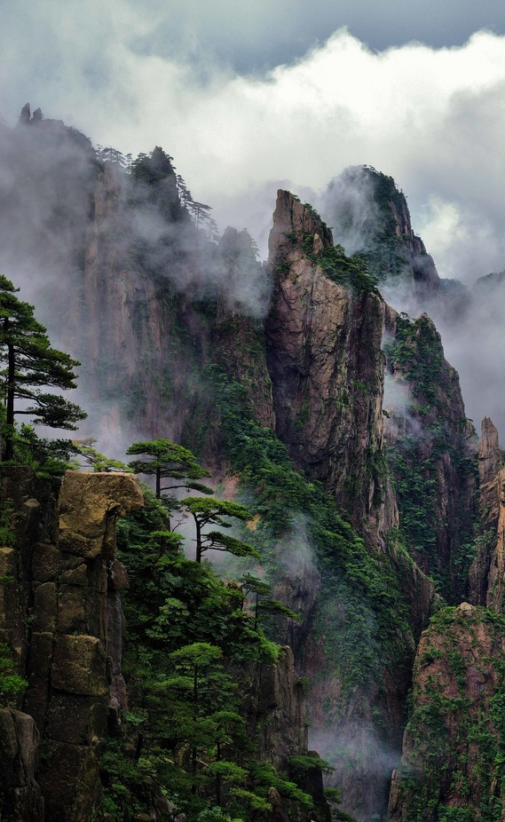 Huangshan Magic by billsisson - Explore Asia Photo Contest
