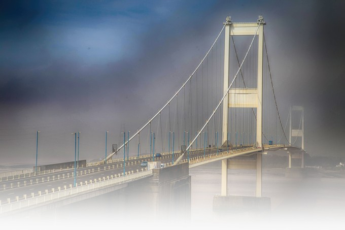 Severn Bridge by johnmdavies - Spectacular Bridges Photo Contest