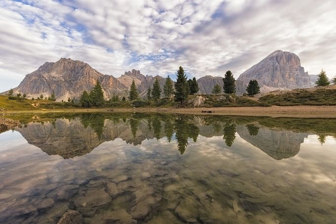 Reflections by pietrorango - Lakes And Reflections Photo Contest