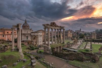 The eternal city - Rome