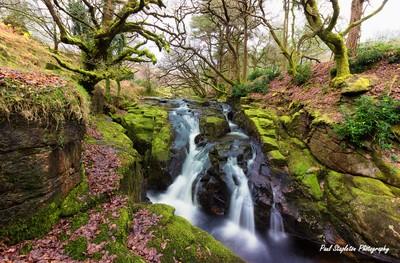 Avon Dam Waterfall