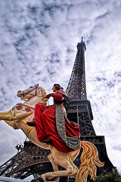 Jeanne d'Arc a Paris