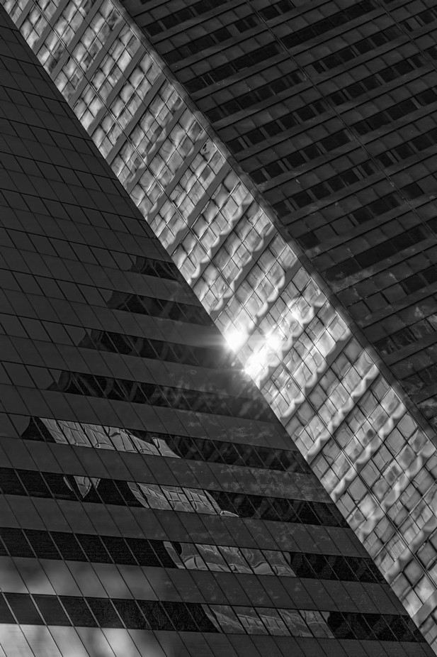 My B&W Impressions of NYC Architecture 21 of 40