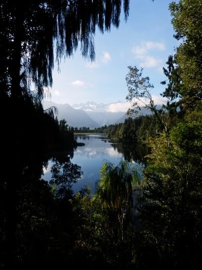 Lake Matheson, NZ
