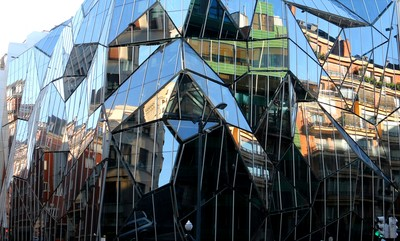 Geometrical reflections