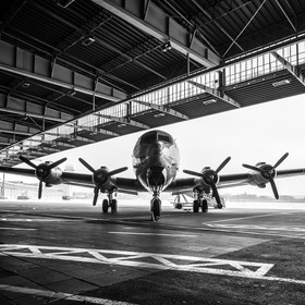 "This image is part of my series ""THF"" taken at the decommisioned airport Berlin Tempelhof."