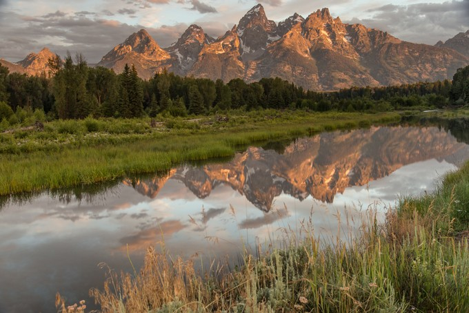 Teton-Sunrise_0054 by randymikesell - Image Of The Month Photo Contest Vol 18