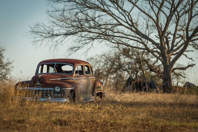 Field Car by Hoov - Awesome Cars Photo Contest