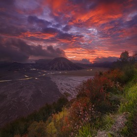 Another Bromo's Scenery