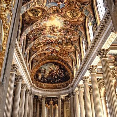 """Chateau De Versailles (5) - The """"France"""" Collection"""