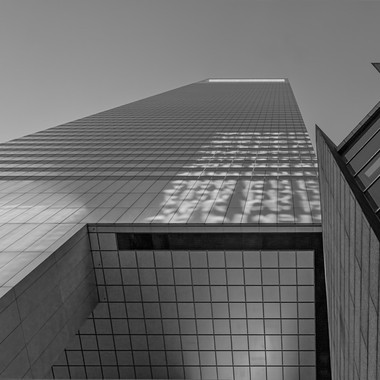 My B&W Impressions of NYC Architecture 22 of 40