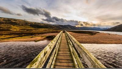 Bridge to the Highlands