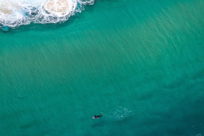 Surfing Day III by diegobaravelli - Isolated Photo Contest