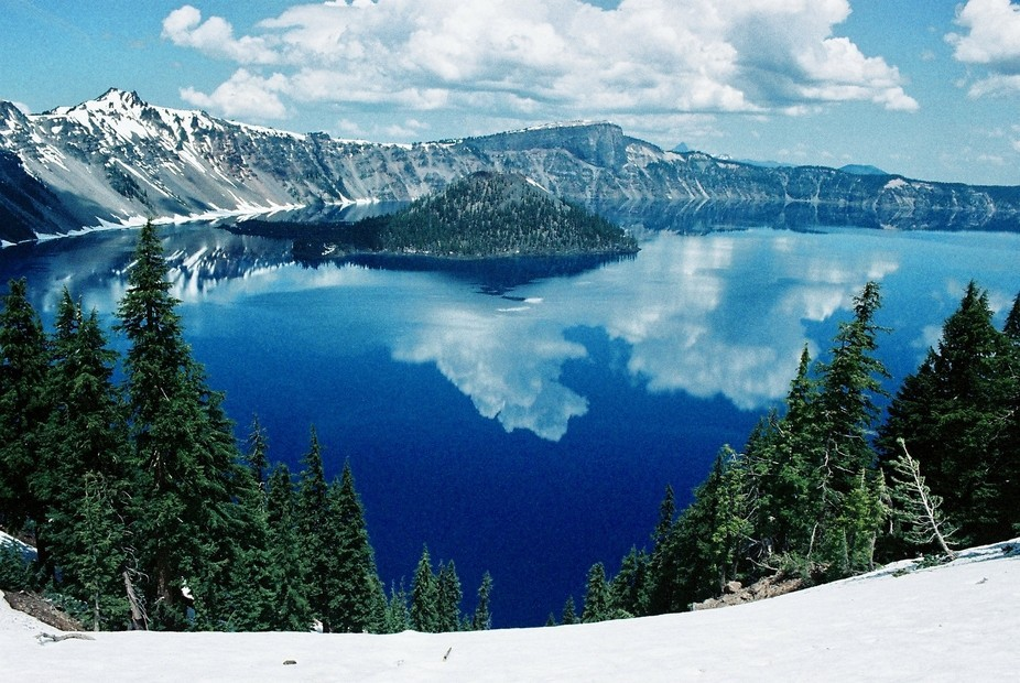 Crater Lake Park,Oregon 9