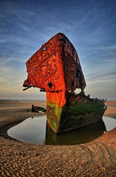 Rusty Wreck
