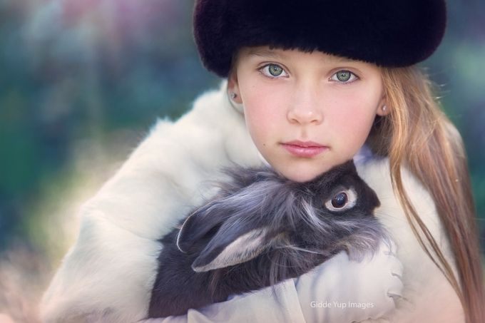 Pet bunny by Giddeyupimages - Thank You Photo Contest