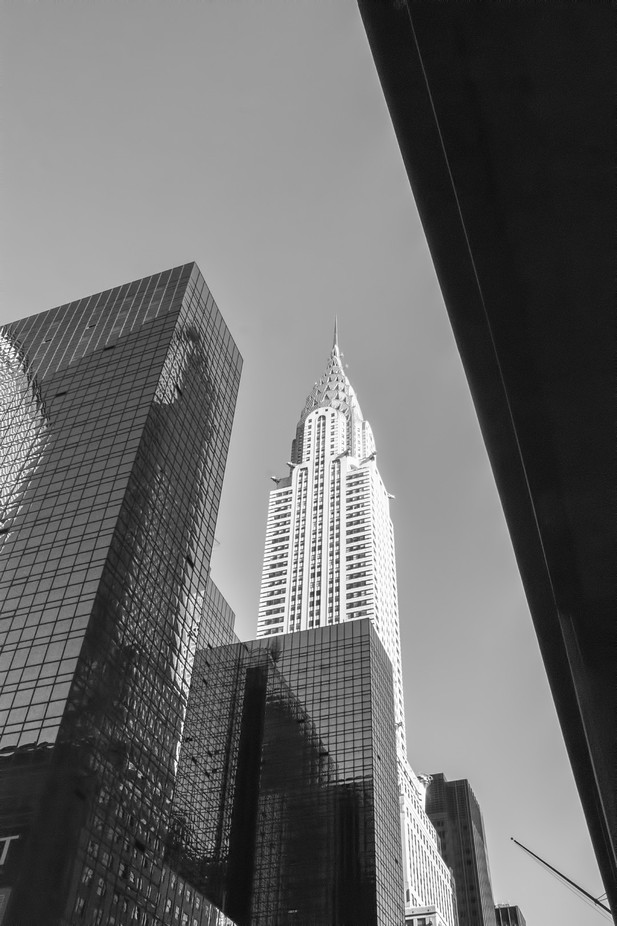 My B&W Impressions of NYC Architecture 25 of 40