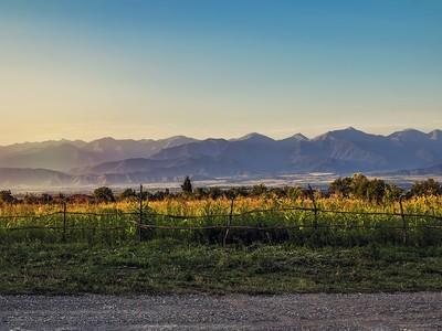 The Caucasus Mountains -Georgia