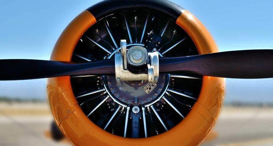 AT-6 Texan R-1340 variant Radial Engine   Older plane, new planes .... i love them all. I loved t...