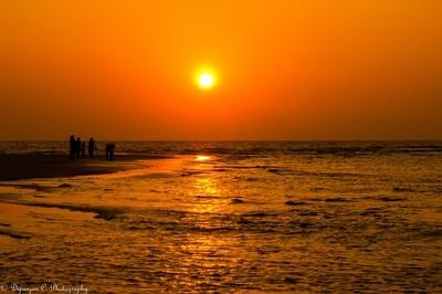 sunset @ Sasihithlu