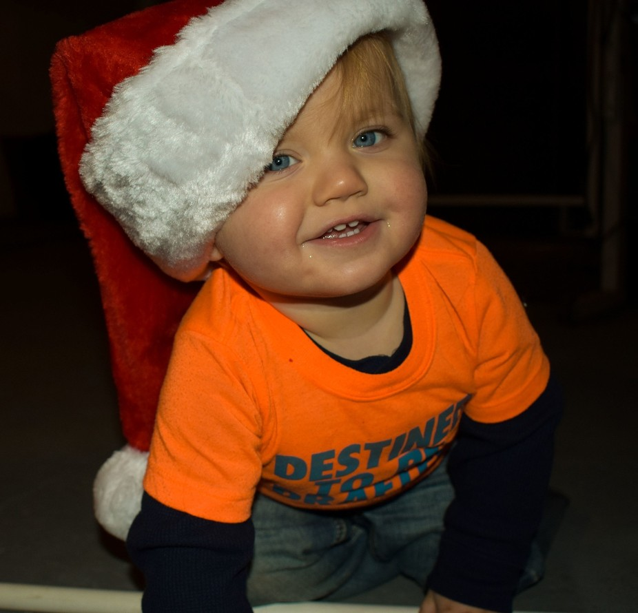 Corbin - Christmas