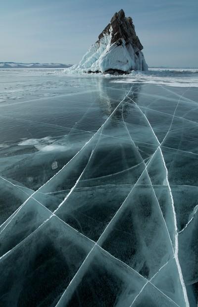 Baikal ice 2