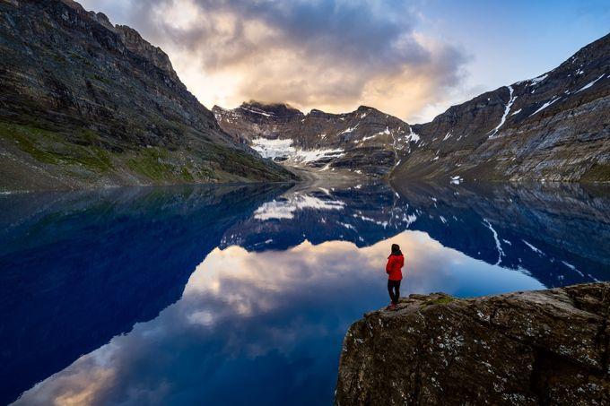 Lake McArthur Sunrise by monikadeviat - Image Of The Month Photo Contest Vol 18