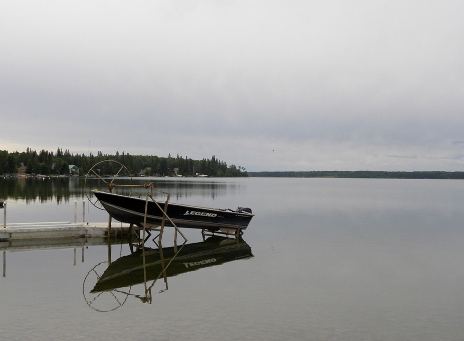 Taken on a trip to Meadow Lake, Saskatchewan.  Don't remember where exactly picture was ...