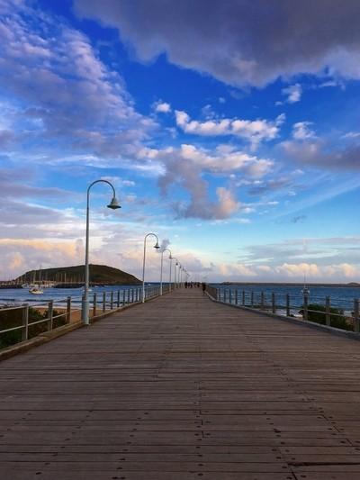 Coffs Harbour Jetty, NSW