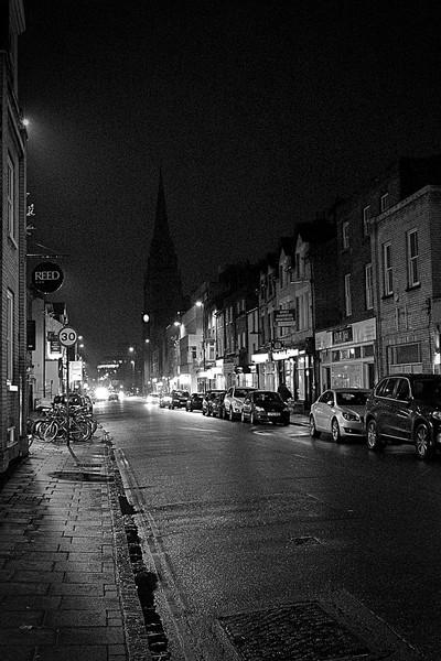 Regent St by Night