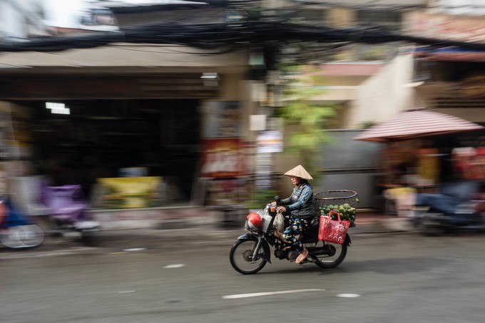 Cruisin' in Ho Chi Minh City by kenderby - Explore Asia Photo Contest