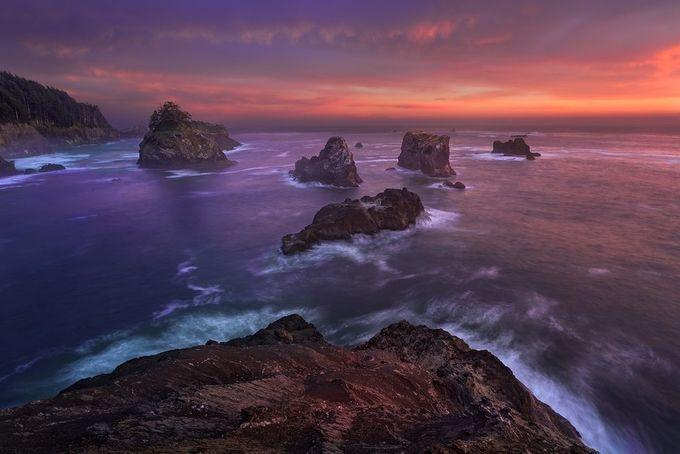 Edge of Oregon by Smi77y - Unforgettable Landscapes Photo Contest by Zenfolio