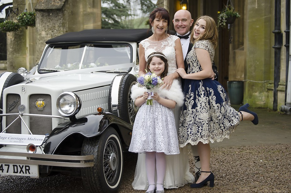Farrell Wedding