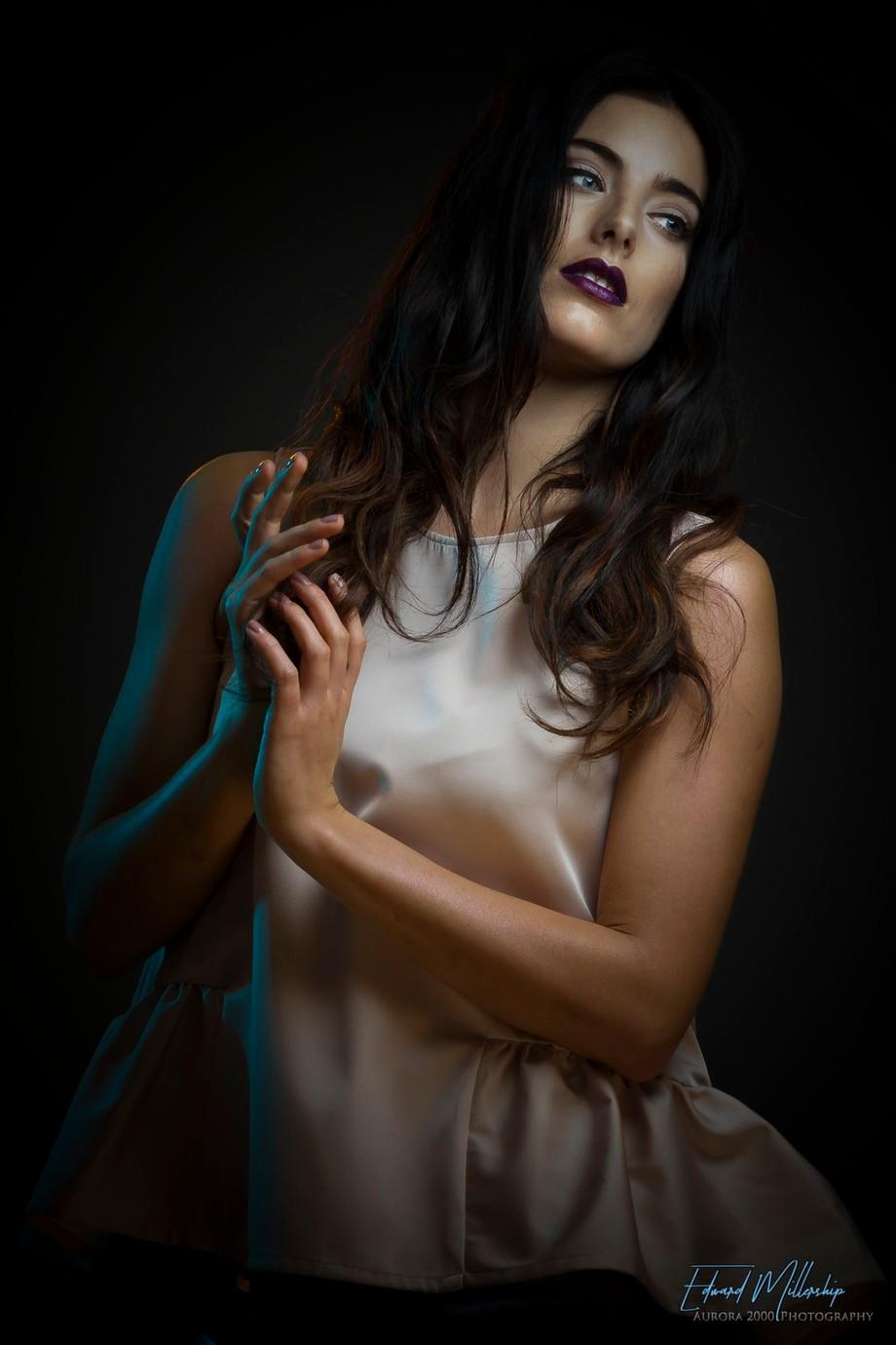 Demo Shot by EddieGremlin - Her In The Studio Photo Contest