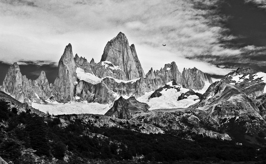 Hiking in Patagonia. Stunning. I don't think I could have taken a bad photo if I tried. ...