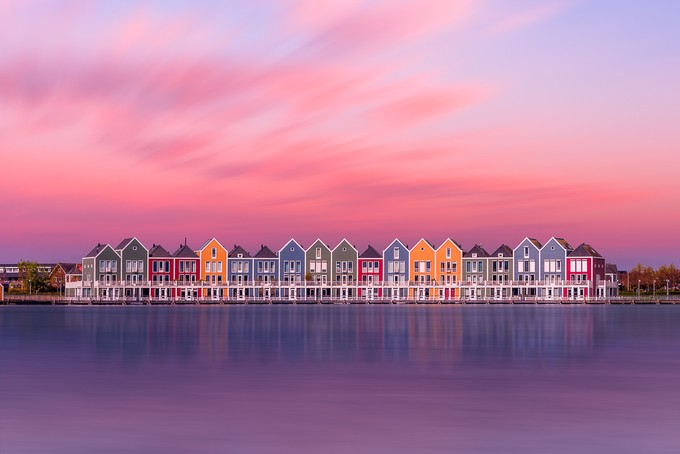 Houten in pink by Fannie_Jowski - The Moving Clouds Photo Contest