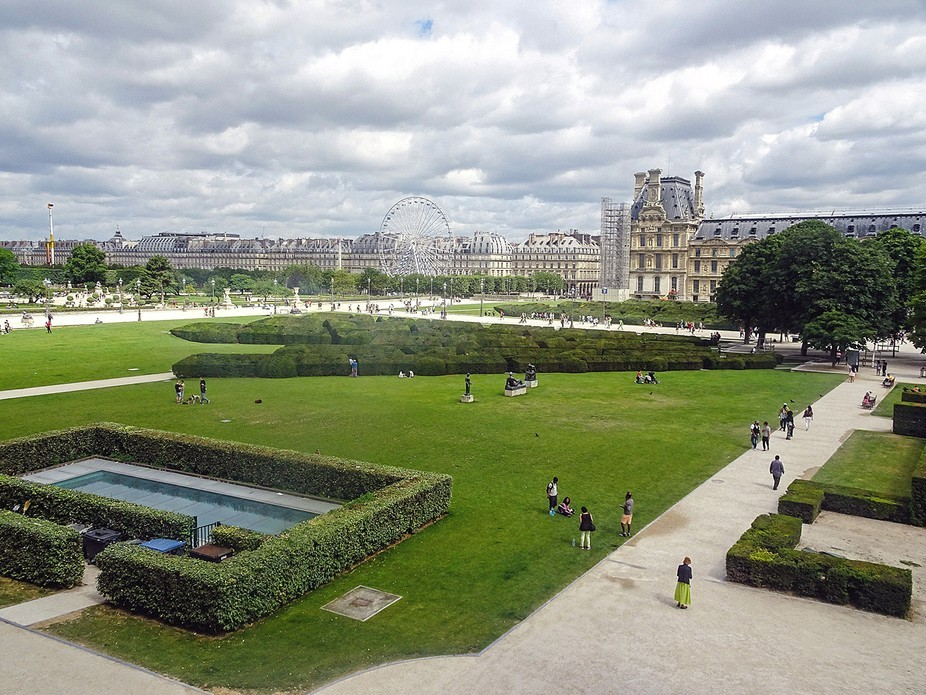 "The Louvre (2), Paris - The ""France"" Collection"