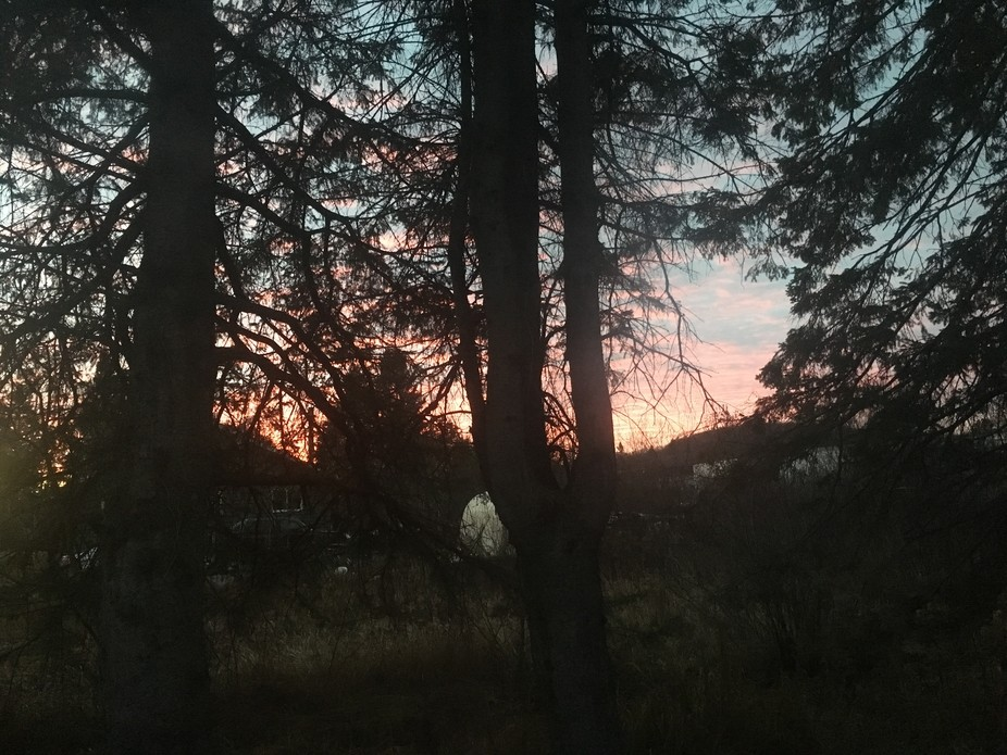 such a beautiful sun set <3