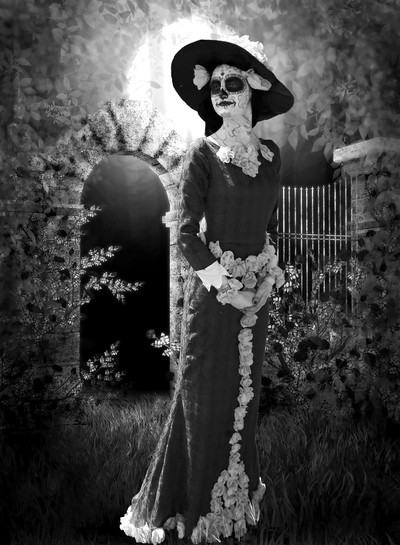 day of the dead cosplay