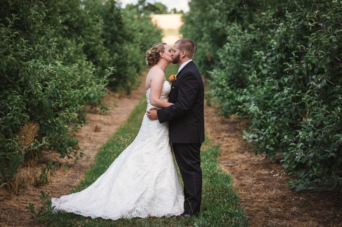 In the Orchard by bryanmaes - Couples In Love Photo Contest
