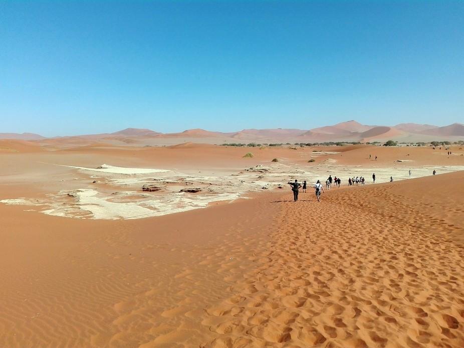 Sossus valley Namibia