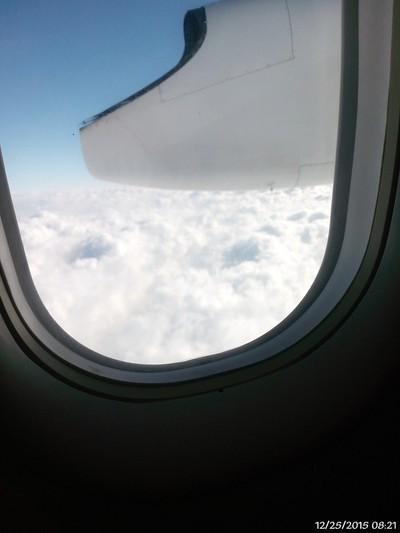 oceanic clouds..,