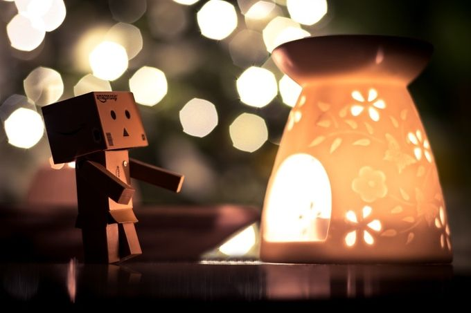 The little guy by Vojtech_Hruza - Night And Bokeh Photo Contest