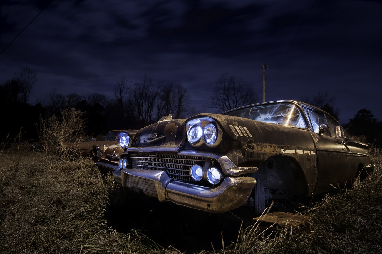 Very Cool Cars Shot By Super Creative Photographers