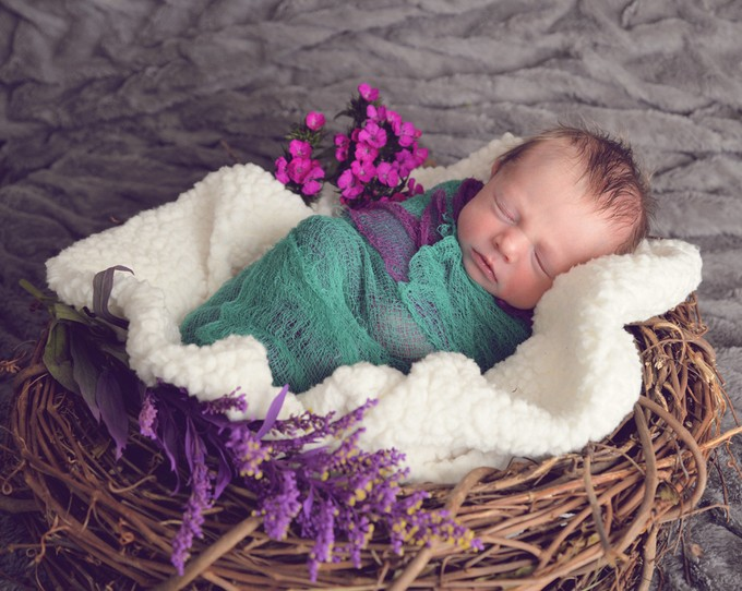New life by kristifiske - Babies Are Cute Photo Contest