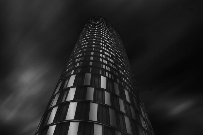 Hidden Volume p.1: Unex Tower by farigiovanni - Black And White Architecture Photo Contest