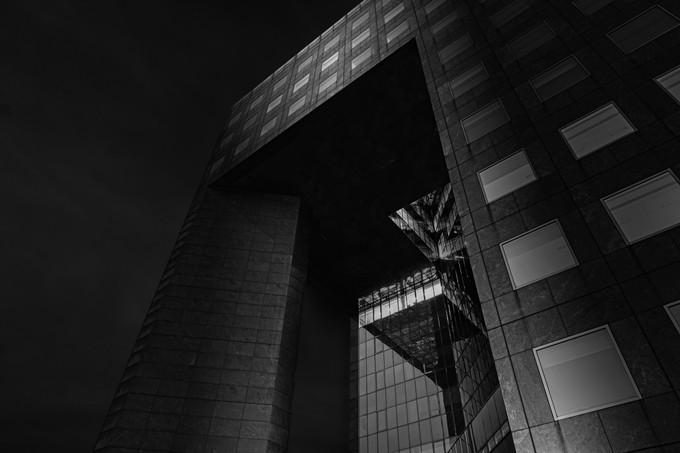 20161227_16-33-52 by farigiovanni - Monochrome Creative Compositions Photo Contest